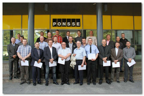 ponsse group
